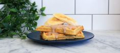 A LowER carb breakfast option. This Double Protein Waffle Stack packs a whopping protein and still come under carbs per serve. Protein Waffles, Protein Bread, Low Carb Recipes, Bread Recipes, Breakfast Options, French Toast, Foods, Tea, Low Carb