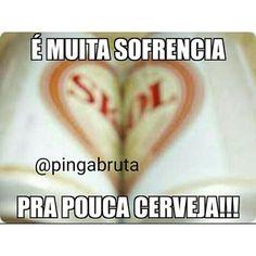 Larga a sofrencia e bora beber meu povo hoje já é quintaaaa!!! #pingabruta #butecandoporai #sertanejopub #pingaporca #butecodoinsta #boanoite  #brutasebrutos #bruto #brutamemo #bruta #indiretasbrutas #cachaça #cachaceiro #pingaiada  #fimdesemana #amigos #toruim #ressaca #indiretasbrutas #xucromemo #butecosgrill #cerveja #wisky #vodka #skol #bebemorar #vemnimim #aguadebar #borabeber #vidadificil