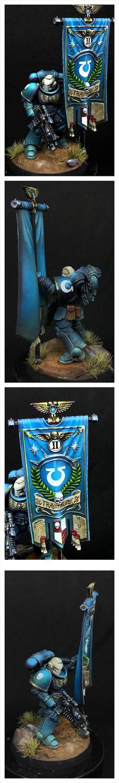 Warhammer 40k Dark Imperium Space Ancient NMM