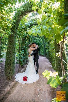 Fotógrafos de boda en Granada