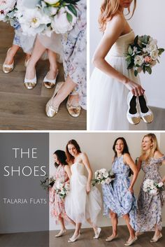 Dance the night away in comfort and style with Talaria Flats!