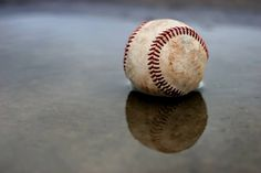 Waterlogged Baseball