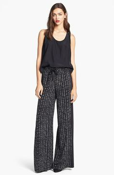 Rachel Zoe Tank & Pants  available at #Nordstrom