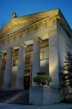 The Cincinnati Art Museum is one of the oldest art museums in the United States.***my home during my childhood and college***
