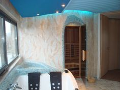 Bathroom Sauna (Nederland) Dutch Gaudi