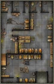 DnD Maps - Collection of maps for DnD