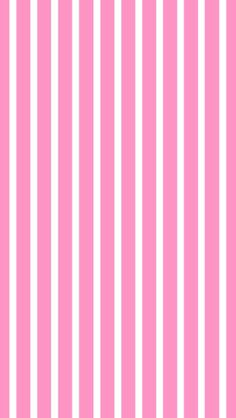 pink.quenalbertini: Pink & White Striped Wallpaper