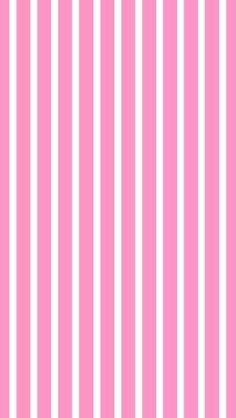 pink.quenalbertini: Pink & White Striped Wallpaper