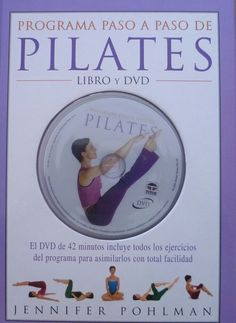 Programa paso a paso de Pilates libro de segunda mano