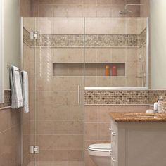 DreamLine Unidoor-X 62 - 62 1/2 in. W x 72 in. H Hinged Shower Door (34 in. Buttress Panel Height; Brushed Nickel), Clear