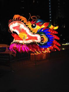 Chinese New year 2016 in Melbourne