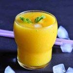 Mango Peach Smoothie Recipe| Easy Drink Recipes