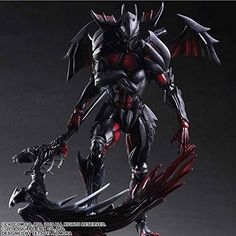 Monster Hunter 4 : Diablos Armor (Rage Version) Ultimate Play Arts Kai Figure