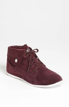 I'm a sucker for red suede...  PUMA 'Buckminster - MINI' Sneaker (Women) | Nordstrom