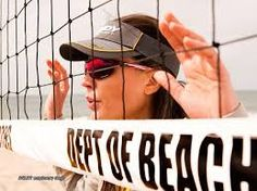 beach volley Sports Glasses, Beach, Seaside