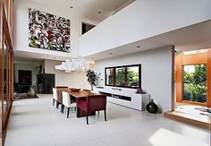 Modern Home by Rusch Projects