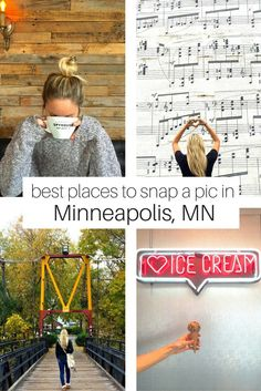 Minneapolis surprised me by being so photogenic! There are loads of great places to snap a cute pic! Here are the best places to snap a pic in Minneapolis, Minnesota!