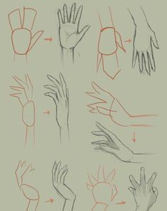 How to draw hand video tutorial learn step by step basic. Now back to the basic a little bit. I have so many emails, youtube comment, ...