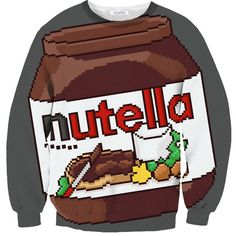 Pixel Nutella Sweater at HelloShoppers