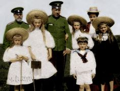 Imperial children with minders by VelkokneznaMaria on DeviantArt
