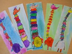 The Elementary Art Room! Seuss Creations: Tizzled Topped Tufted Mazurkas The Effective Pictures We Offer You About Spring Crafts For Kids sun catcher A. Dr. Seuss, Dr Seuss Art, Dr Seuss Crafts, Kid Crafts, Kindergarten Art Projects, School Art Projects, In Kindergarten, Class Projects, 3rd Grade Art Lesson