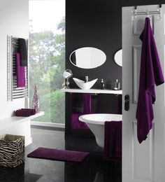 19 Best Purple Bathrooms Images Colors Purple Bathrooms Bathroom