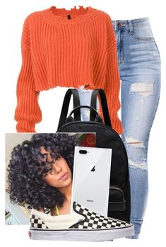 """Untitled #340"" by kyraarlene on Polyvore featuring Unravel, Radley and Vans"