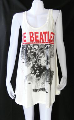 Nerding out. Excited to see a Beatles album featured on a piece of clothing that's not Abbey Road