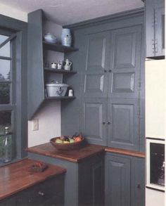 early american life magazine kennebec kitchens - Google Search