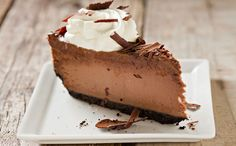 Low Carb Chocolate Cheesecake Recipe I'm gonna make this today but use Stevia instead of Splenda. Low Carb Chocolate Cheesecake Recipe, Chocolate Desserts, Chocolate Cheescake, Healthy Chocolate, Chocolate Lovers, Low Carb Deserts, Low Carb Sweets, Sugar Free Desserts, Dessert Recipes