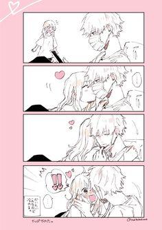 Anime Couples Drawings, Anime Couples Manga, Cute Anime Couples, Manga Anime, Romantic Anime Couples, Cute Anime Chibi, Anime Kawaii, Manga Couple, Anime Love Couple