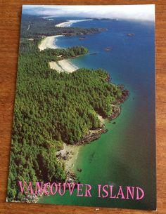 Vancouver Island Long Beach 30 KMS Cox Point Florencia Bay Postcard   eBay