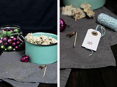 Mandelknusper mit Cranberries, Schokocrossies mit weißer Schokolade *via Holunderweg18