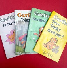 Three Retro Garden Gang Children's Books 1970s 1980s by TheFidorium on Etsy