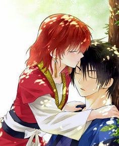 Yona and Hak | Akatsuki no Yona