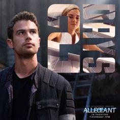 2 More Days !!! The Divergent Series: Allegiant