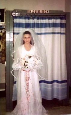 New color photo and good quality of Rachel in a bride dress. Rachel Scott, Joy, April 20, Dresses, Gallery, Fashion, Vestidos, Moda, Roof Rack