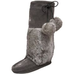 Amazon.com: Manitobah Mukluks Women's Tall Mukluk Boot: Shoes