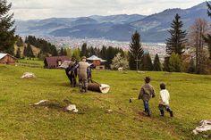Campulung Moldovenesc, Suceava county, Romania.