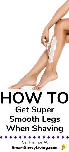 , Frustrated by stubbly legs even after you just shaved? Check out our tips for how to get super smooth legs when shaving. I'll be the first to admit th. , Frustrated by stubbly legs even after you just shaved? Check out our tips for ho. Ingrown Hair From Shaving, Ingrown Leg Hair, Shaving Bumps, Prevent Ingrown Hairs, Shaving Oil, Shaving Legs Tips, Leg Shaving, Bumps On Legs, How To Properly Shave