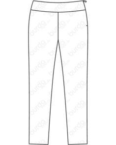 Magazin Schnitt Hose 06/2013 #144 Style Magazin, Trousers, Plus Size, Fashion, Ankle Pants, Loose Pants, Cotton, Trouser Pants, Moda