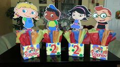 Hey, I found this really awesome Etsy listing at https://www.etsy.com/listing/184550445/little-einsteins-centerpieces