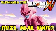 Dragon Ball Xenoverse: No Great Nameks, No Transformation for Majin & Fr...