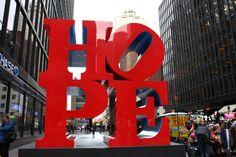 H O P E - New York