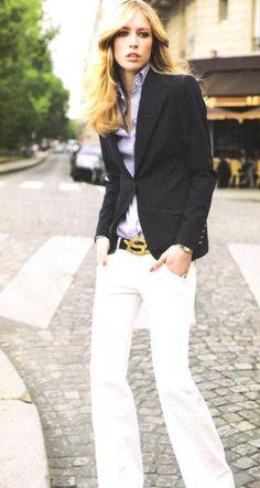classic- Raquel Zimmerman for Paris Vogue