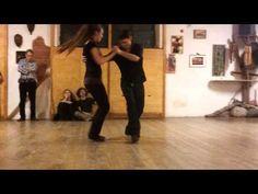 Mazurka ! Pierre e Minga Mazurka impro Milano - 21 Gramas by Fol