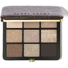 Bobbi Brown Scotch on the Rocks- Warm Glow Eye Palette (99 CAD) ❤ liked on Polyvore featuring beauty products, makeup, eye makeup, eyeshadow, beauty, eyes, cosmetics, no color, shimmer eyeshadow and eye shimmer makeup