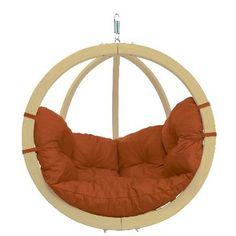 AZ 2030830 - Globo Chair Terracotta - eleganza e comodita' - Amazonas Amache