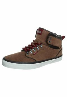 ATWOOD HI - Sneakers alte - marrone