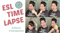 Check out this fun time lapse of an 8 hour teaching day. I started teaching for GoGoKid, switched to ZebraEnglish, and ended with One On One English. 3 Company, Tools For Teaching, Hiring Process, Wtf Face, How To Stay Awake, Esl, Good Times, Teacher, Student